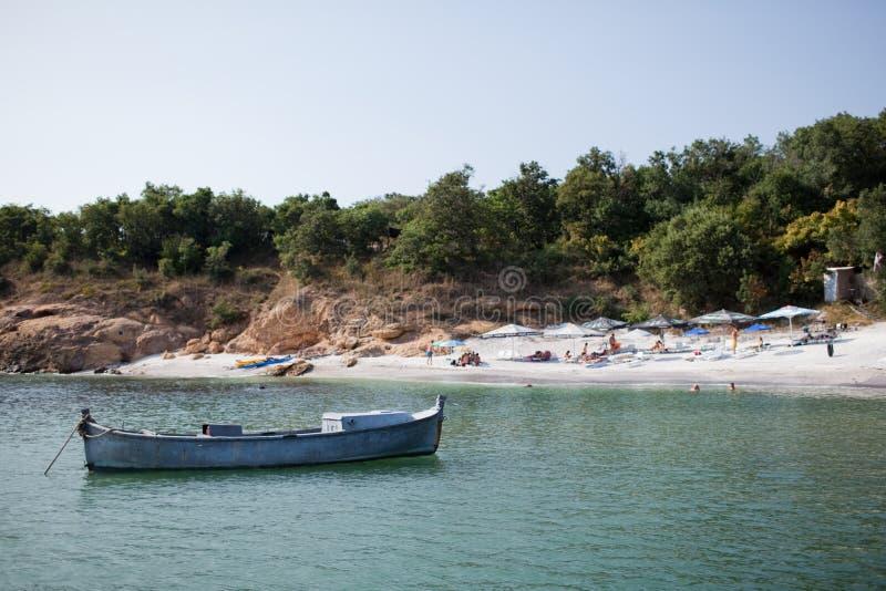 strand Black Sea fotografering för bildbyråer