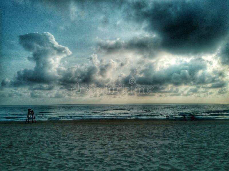 Strand Daimus lizenzfreie stockbilder