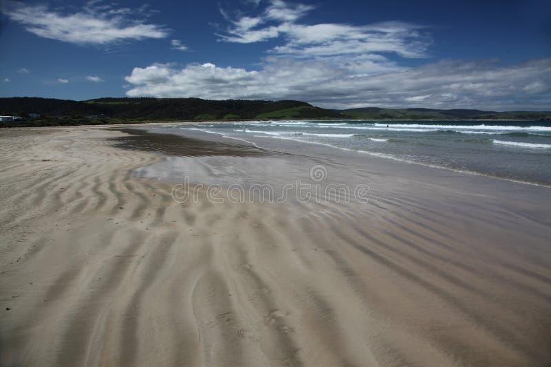 Strand an der Kuriositäts-Bucht lizenzfreie stockbilder