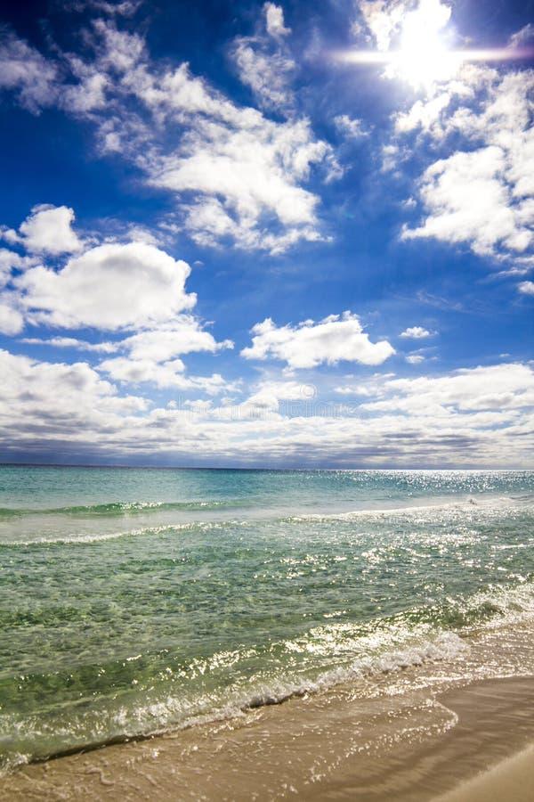 Strand Destin Florida lizenzfreie stockfotografie
