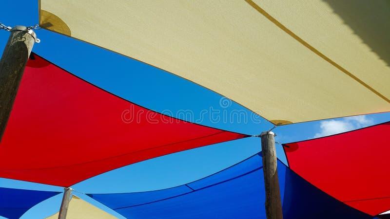 Strand en vakantie royalty-vrije stock afbeelding
