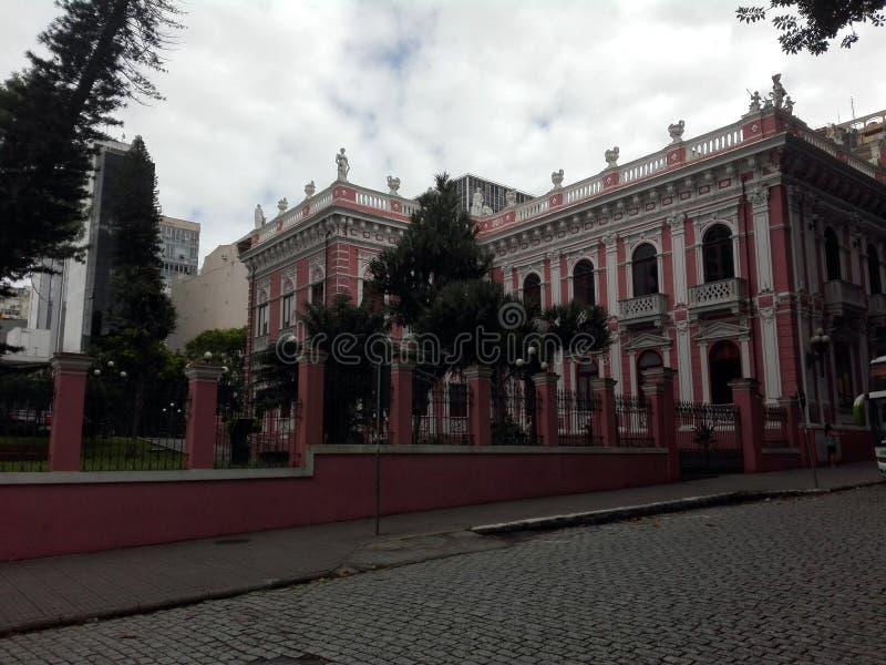 Strand Florianopolis Brasilien lizenzfreie stockfotografie