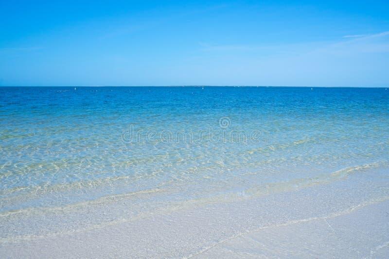 Strand Floridas Palm Harbor stockfotografie