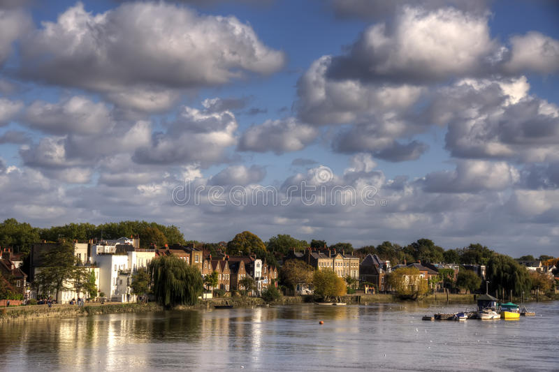 Download Strand-on-the-Green, Chiswick Royalty Free Stock Photography - Image: 17186657