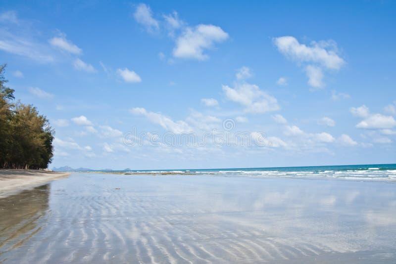 Strand im Süden von Thailand stockfoto