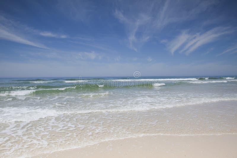 Strand-landskap från Portugal royaltyfria bilder