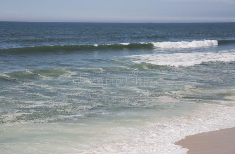 Strand-landskap från Portugal royaltyfri fotografi