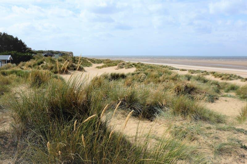 Strand in Oude Hunstanton, Norfolk
