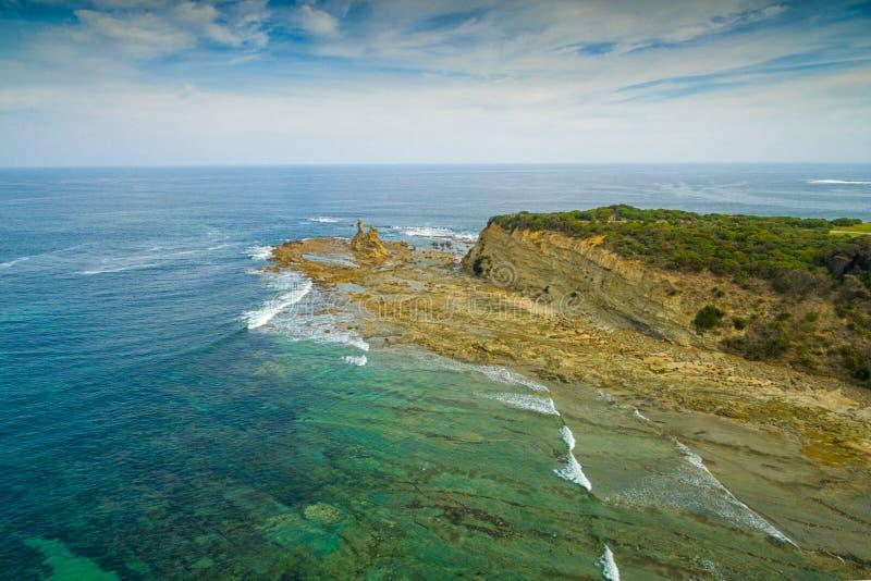 Strand på det Eagles redet, Australien royaltyfri foto