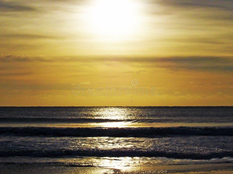 Strand Santa Catarina stock afbeelding