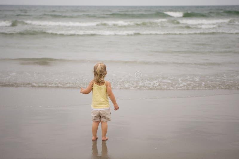 Strand-Schätzchen lizenzfreies stockfoto
