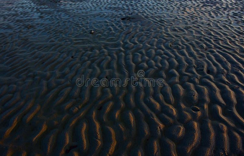 Strand-Schwingungen lizenzfreies stockfoto