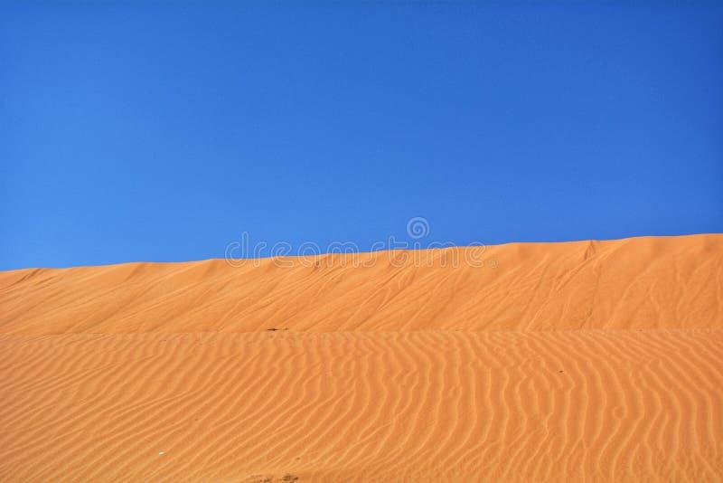 Strand-Seitenal uqair Saudi-Arabien lizenzfreies stockfoto