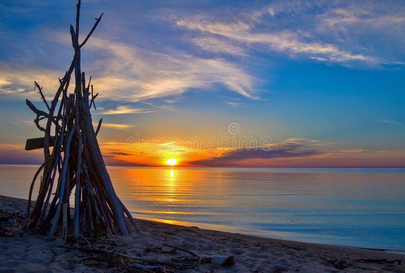 strand som ska välkomnas royaltyfria foton
