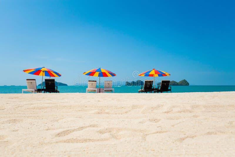 Strand Tanjung Rhu Langkawi-Insel stockfotografie