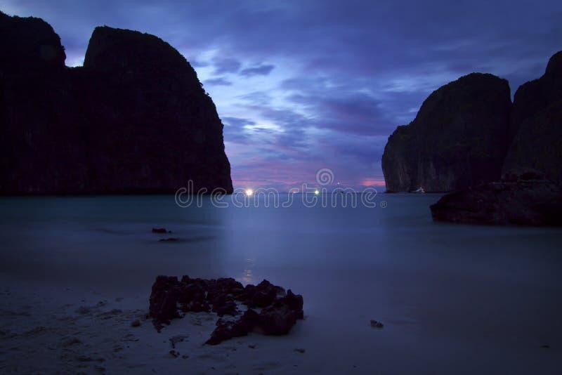 strand thailand royaltyfria bilder