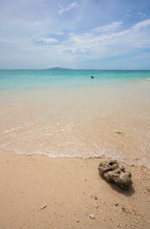 strand thailand arkivbild