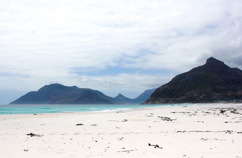 Strand van Kommetjie royalty-vrije stock afbeelding