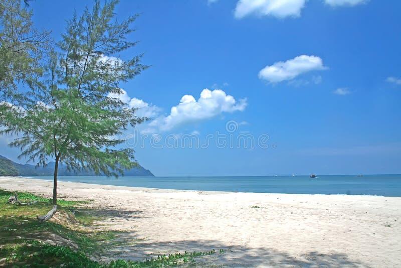 Strand van Thailand stock afbeelding