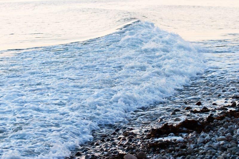 Strand-Wellen stockbilder
