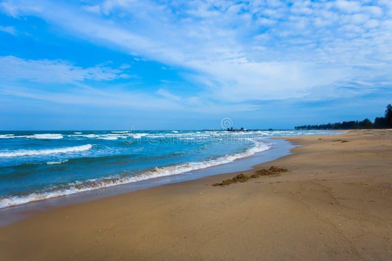 Strand, Zand, de Zomer, Thailand, Eiland royalty-vrije stock afbeelding