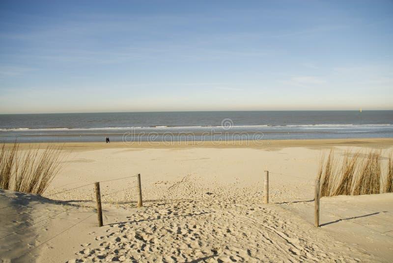 strandbana till royaltyfri fotografi