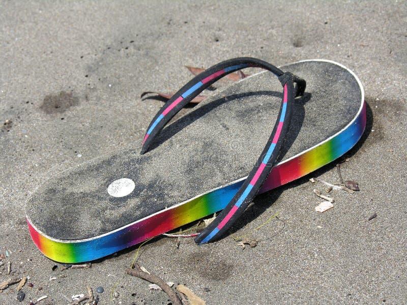Download Stranded Rainbow stock image. Image of broken, away, garbage - 198259