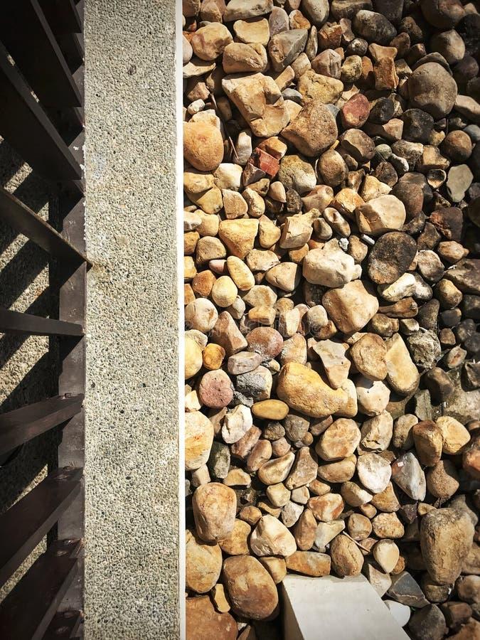 Stranden vaggar arkivfoto