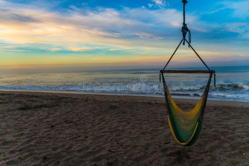 Stranden van Nicaragua royalty-vrije stock afbeeldingen