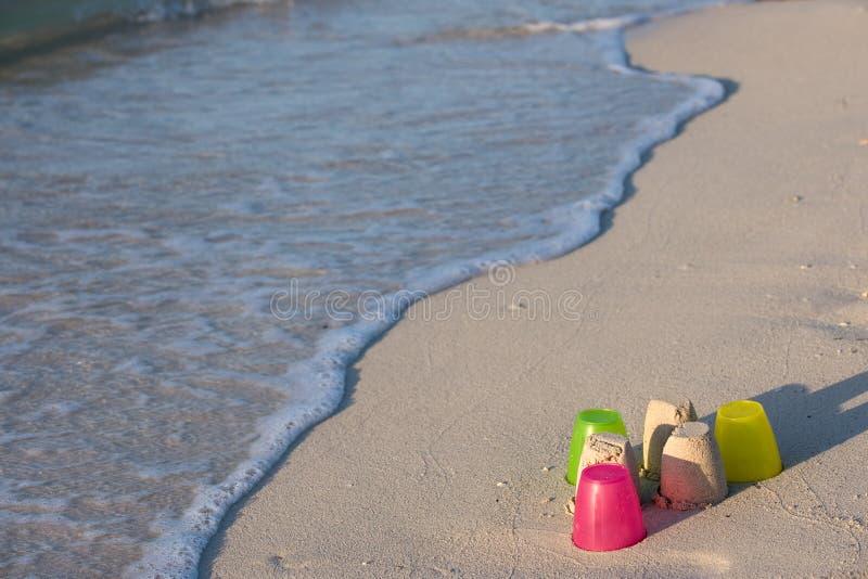 strandflorida sand arkivfoto