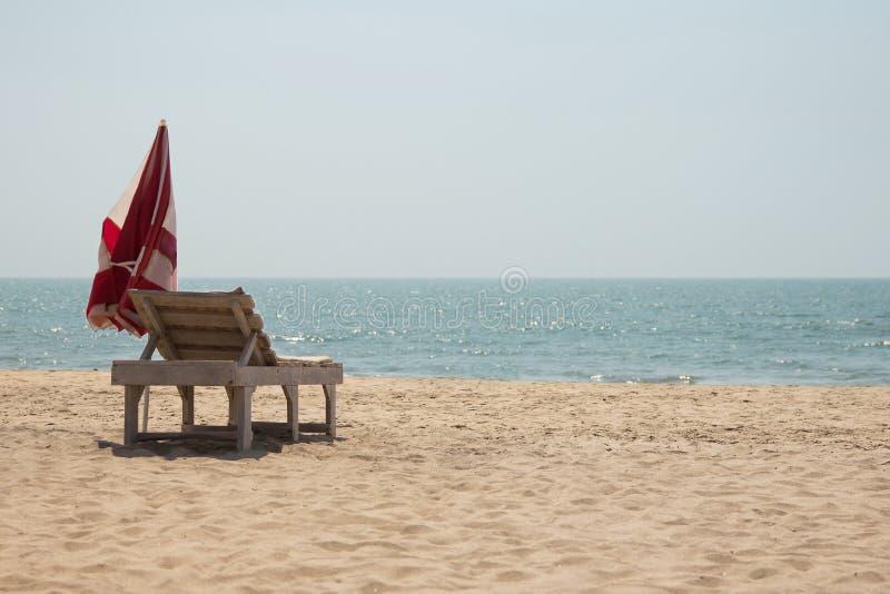 Strandfoto stock afbeelding