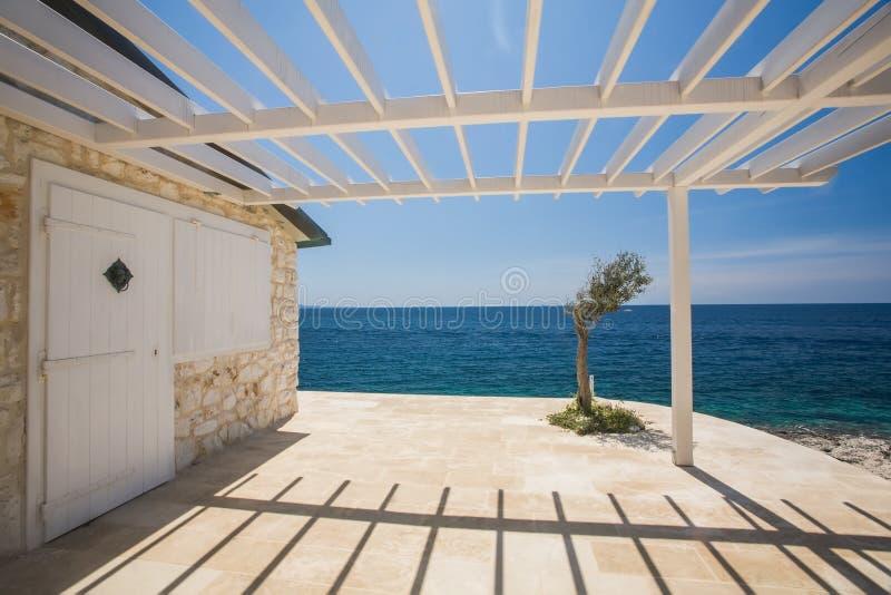 Download Strandhaus stockfoto. Bild von insel, gebäude, haupt - 26361668