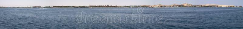 Download Strandinsel in Hurghada stockbild. Bild von heiß, nett - 26363209