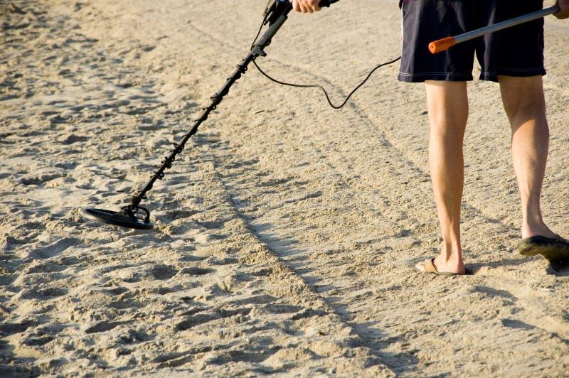 strandjägareskatt royaltyfri foto