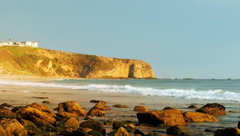 strandKalifornien sydlig tråd royaltyfria foton