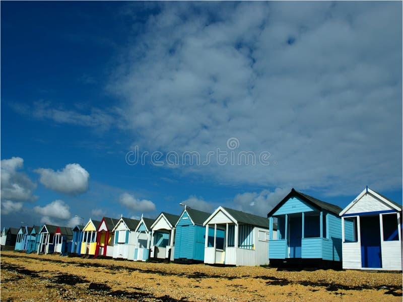 strandkojor arkivfoton