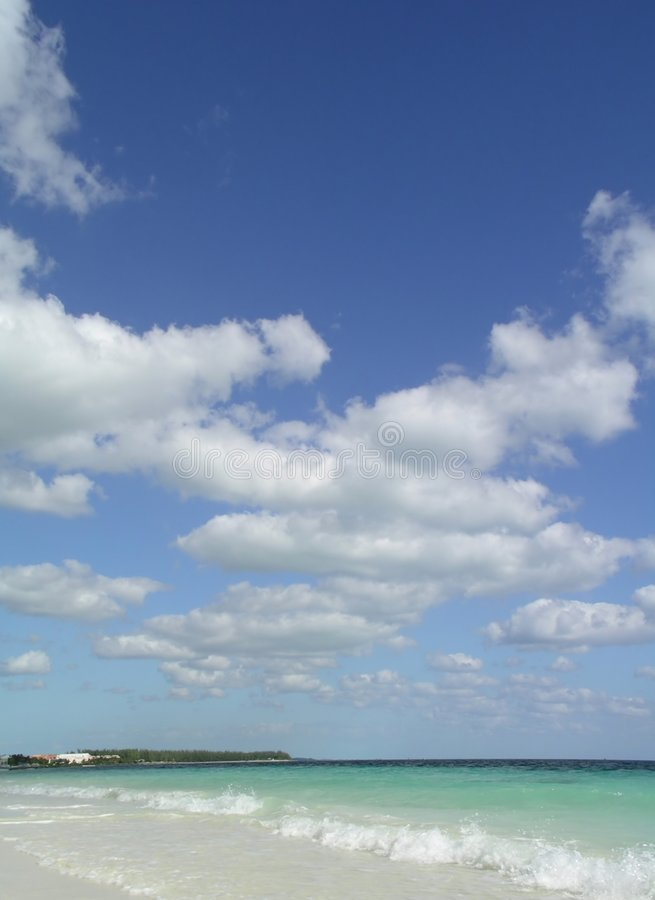 strandparadis arkivfoton