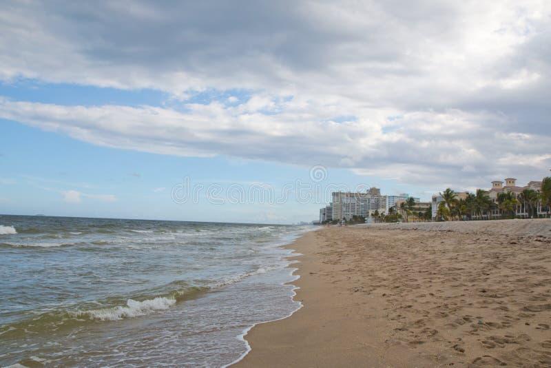 Strandruhe und -reinheit lizenzfreie stockfotografie
