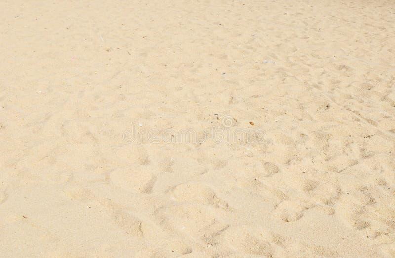 Strandsand royaltyfri fotografi