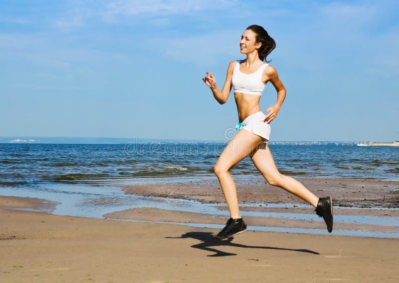 strandsport arkivfoto