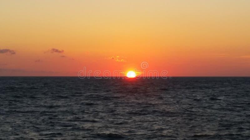 strandstad florida panama royaltyfria bilder