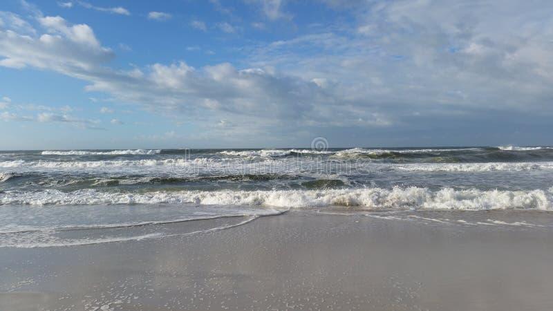 strandstad florida panama fotografering för bildbyråer
