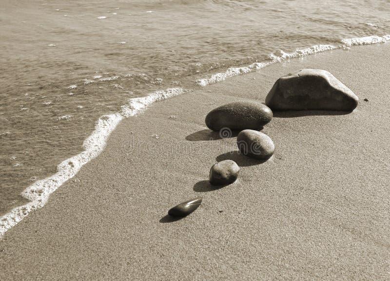 strandstenar fotografering för bildbyråer
