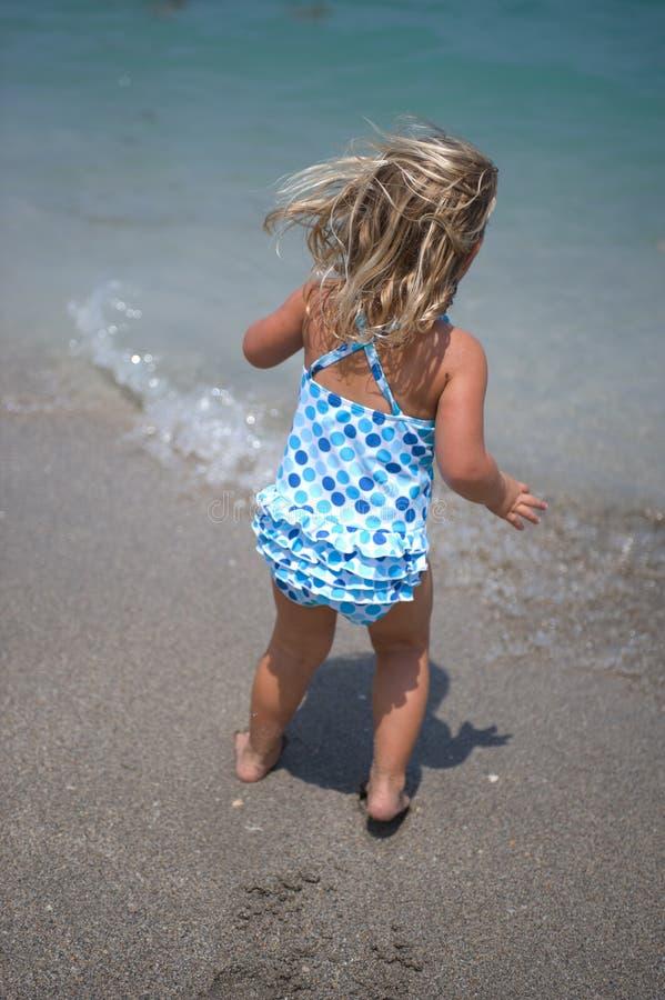 Strandtag lizenzfreie stockfotografie