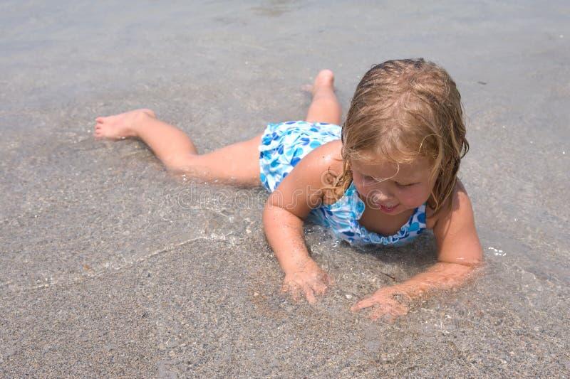 Strandtag lizenzfreie stockbilder