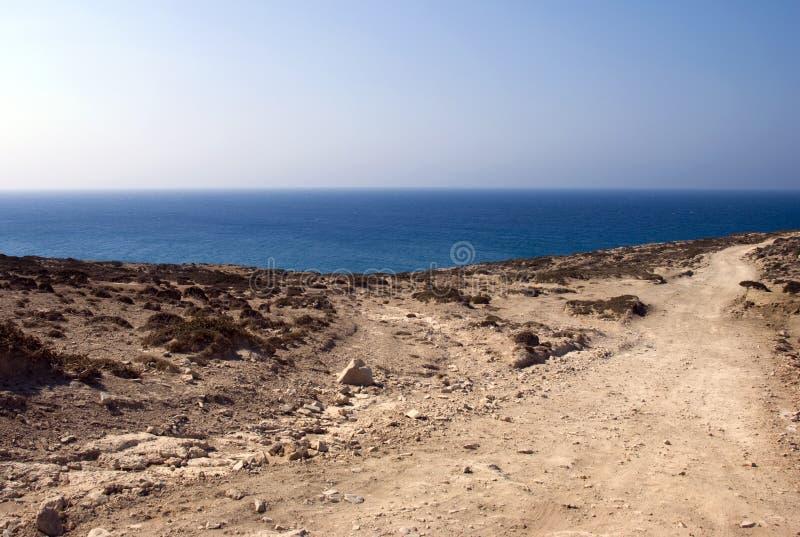 strandväg arkivbilder