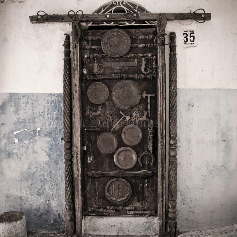 Download Strange door stock image. Image of medieval entrance - 5638773 & Strange door stock image. Image of medieval entrance - 5638773