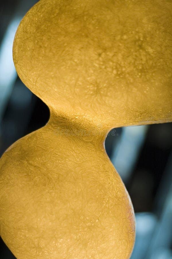 Strangely shaped lamp stock photos