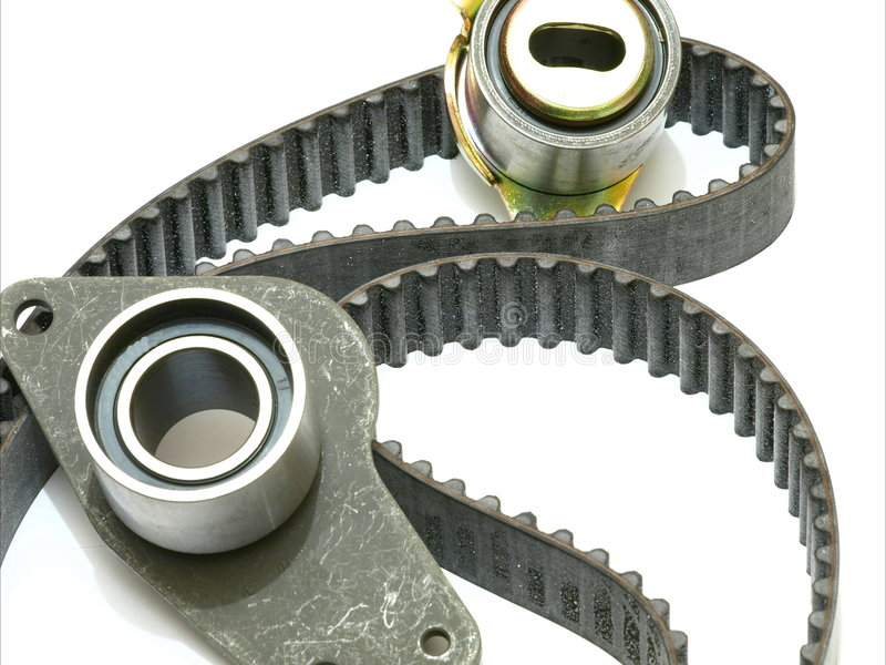 Strap,. Strap for distribution of engine stock images