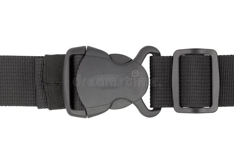 Strap buckle stock photo